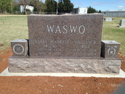 Cashion Cemetery - Cashion, Oklahoma