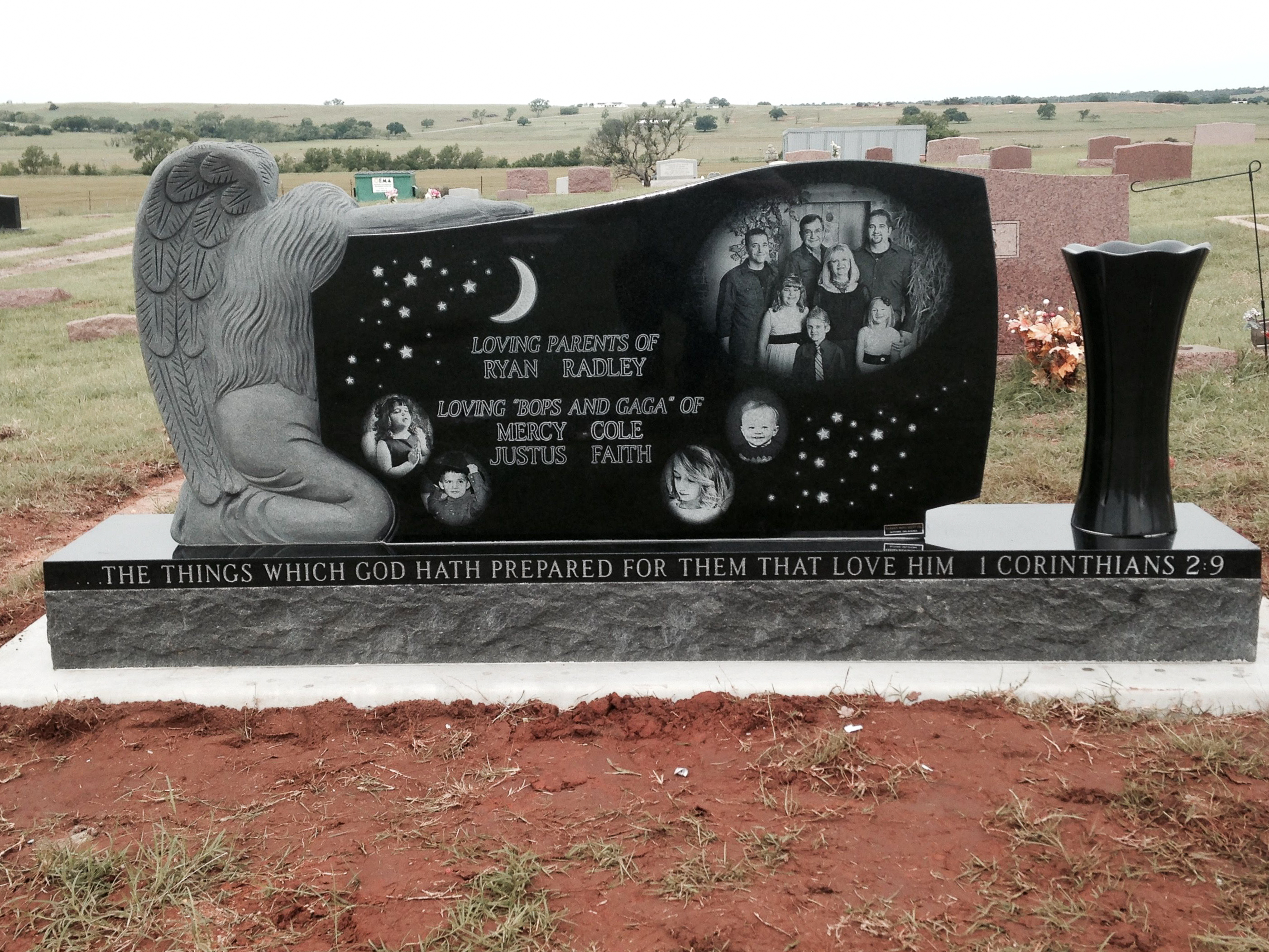 Gracemont Cemetery - Gracemont, OK