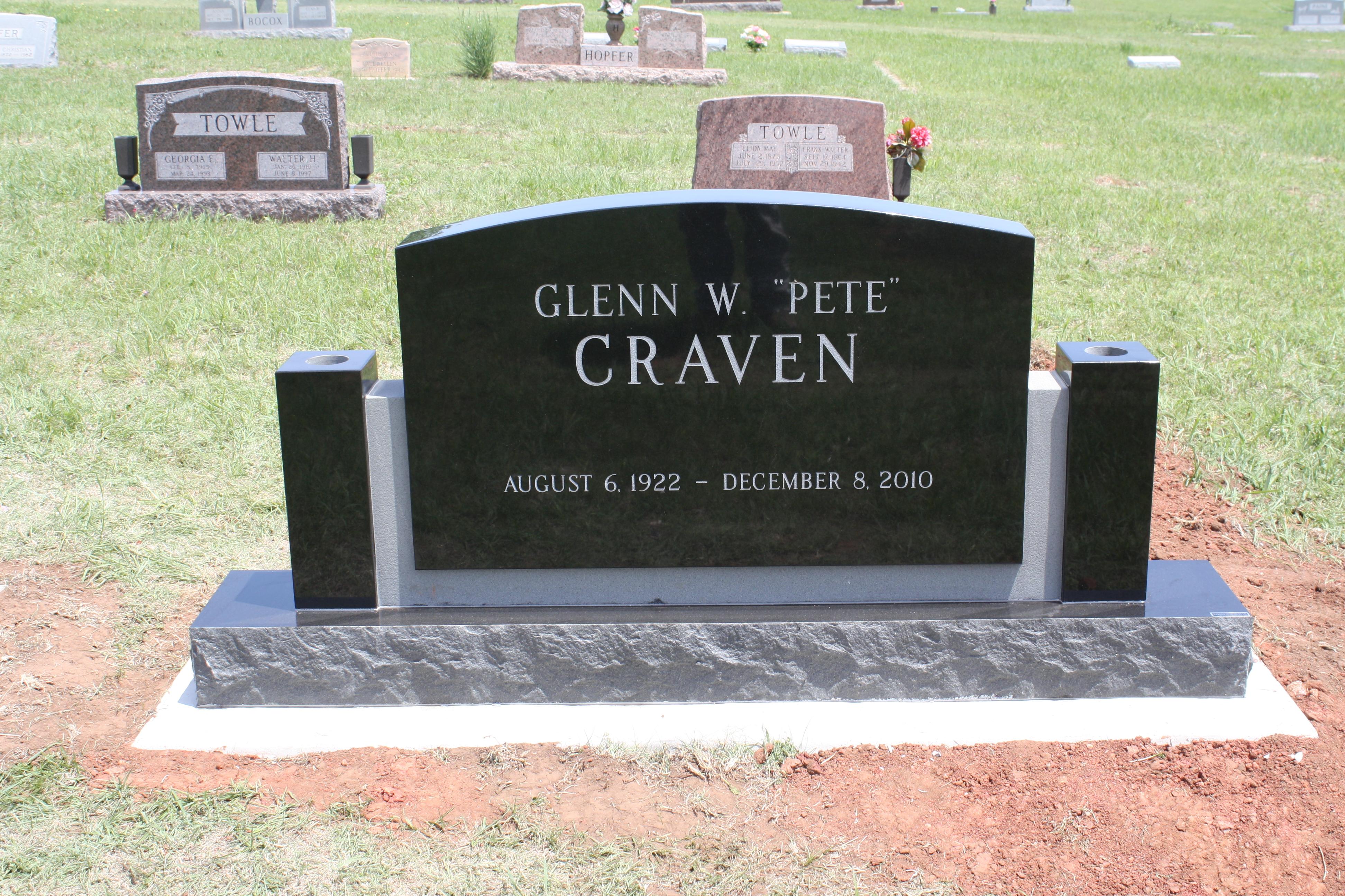 Roselawn Cemetery - Mulhall, OK