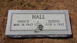 Hall, Eldon and Nancy