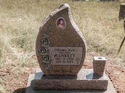 Beautiful Cemetery Monument Teardrop