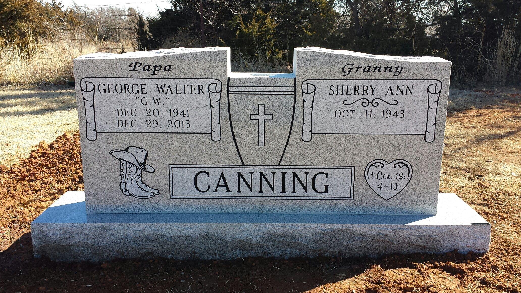 Mt. Hope Cemetery - Guthrie, OK