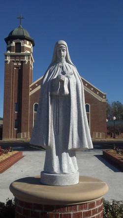 Harrah Catholic Church - Harrah, OK