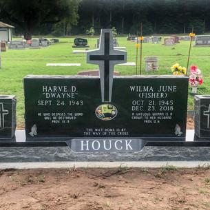 American Black Cemetery Monument