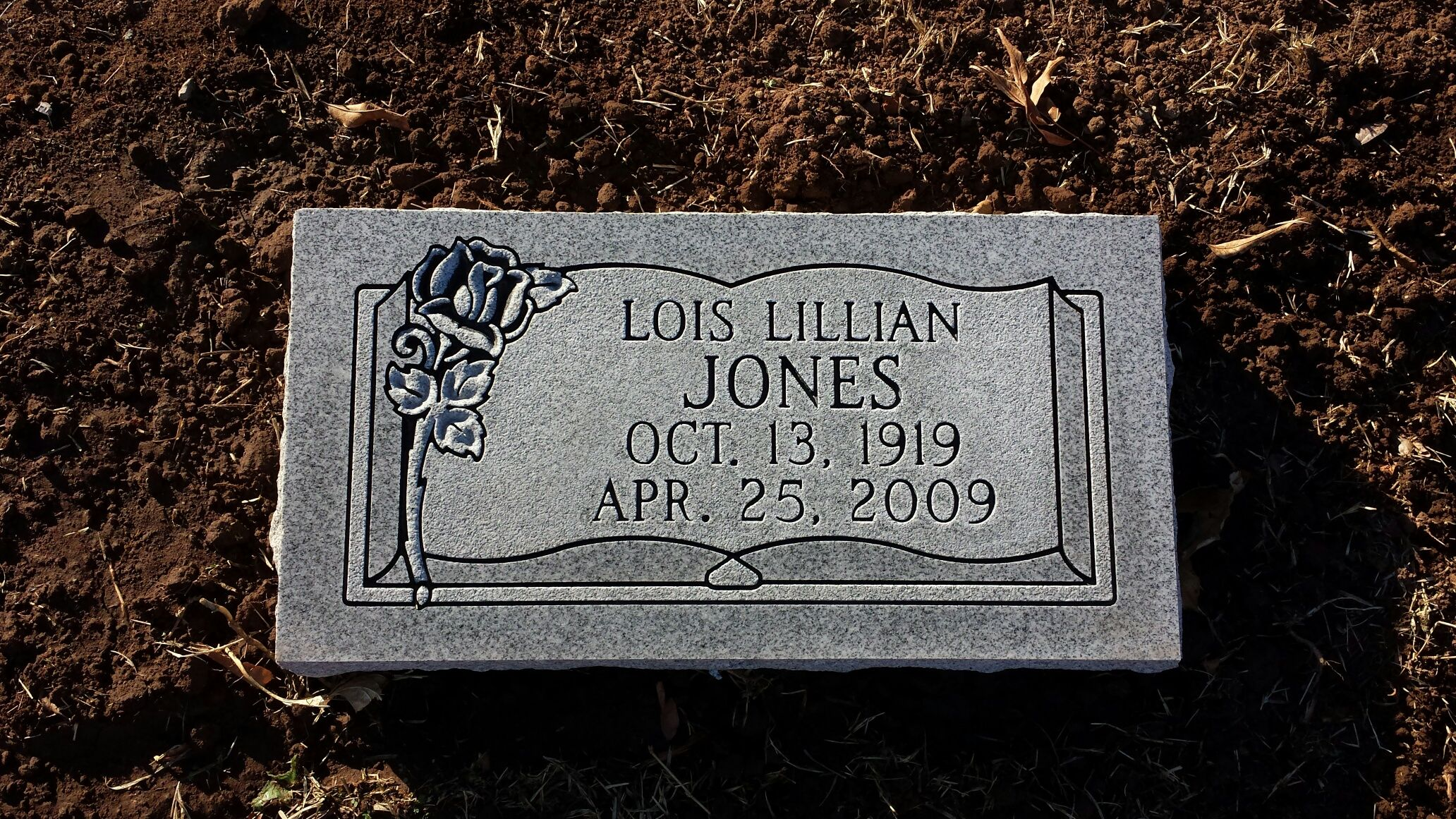 Jones, Lois