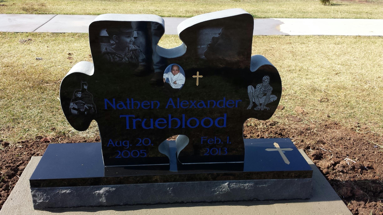 Nathen Trueblood front