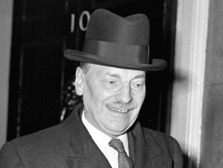My Attlee vision