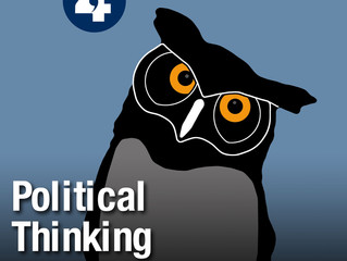 Political Thinking: My interview with Nick Robinson