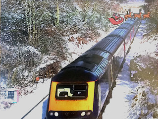 Contribution to the Cotswold & Malvern Line Newsletter