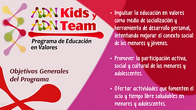 ADN Kids y ADN Team