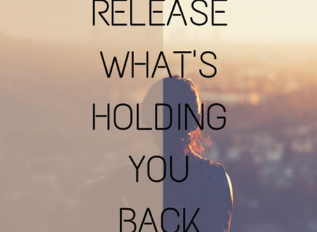 Releasing our Burdens