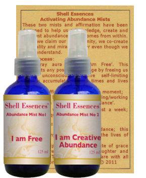 Activating Abundance Mists 125ml
