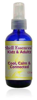 Cool, Calm, Connected Kidz & Adults 125ml Spray