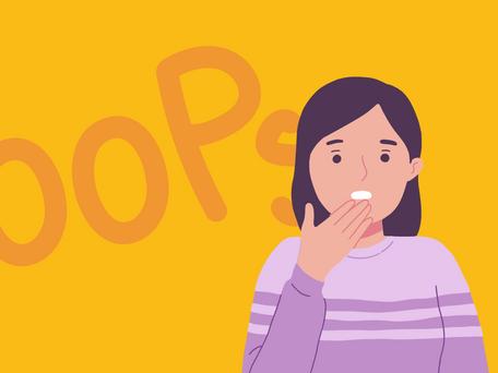 5 lições sobre a importância de errar em UX