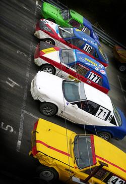 Bilcross på Bollandsmoen