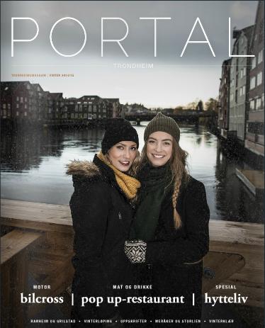 Portal Trondheim # 4