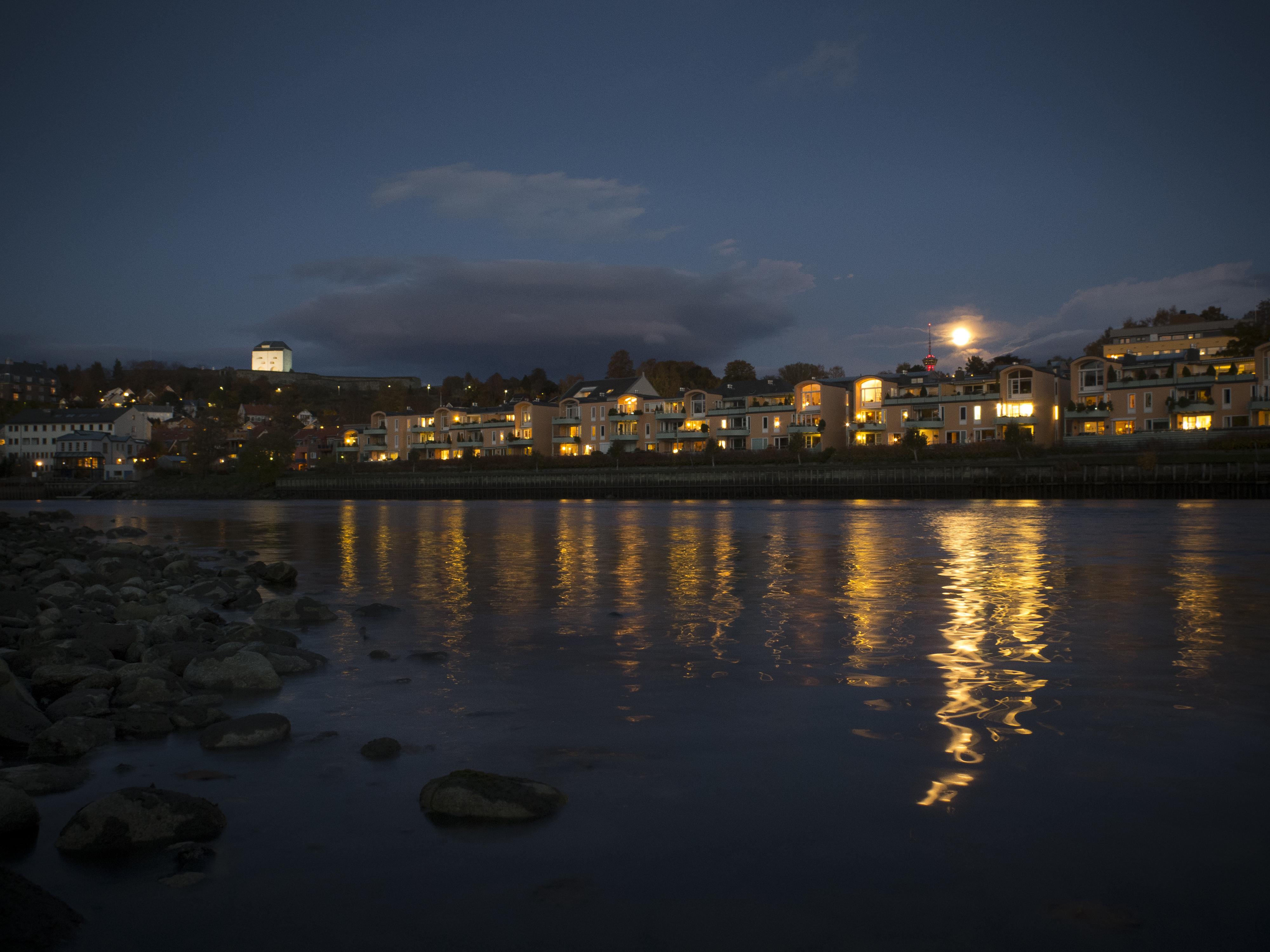 Trondheim // Nidelva
