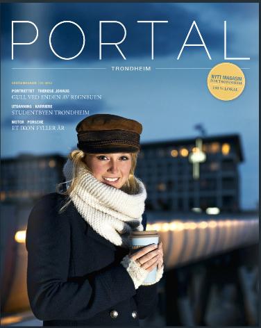 Portal Trondheim # 1