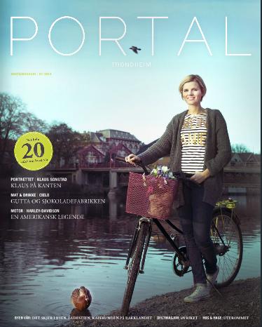 Portal Trondheim # 2