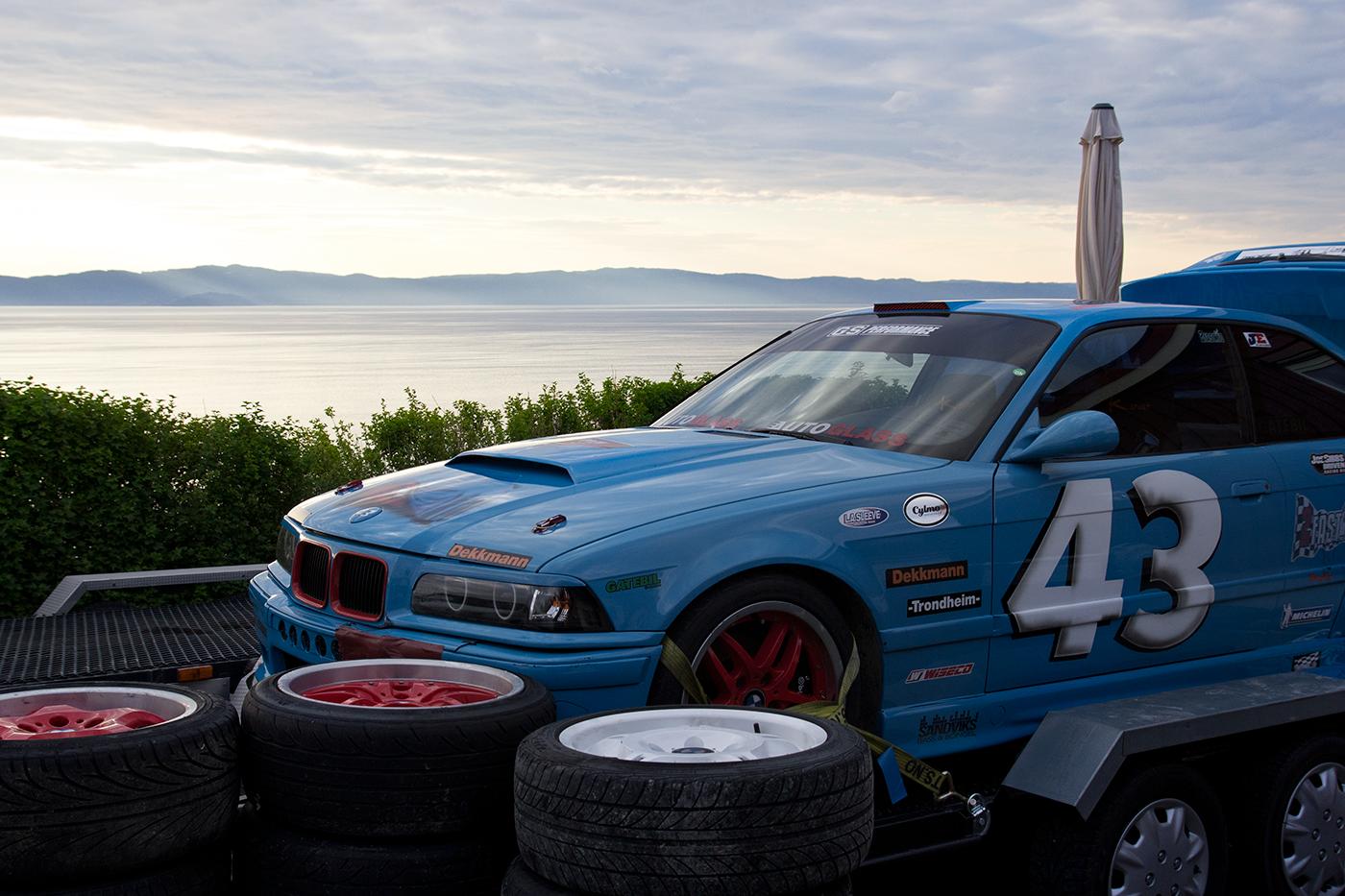 BMW Driftingcar