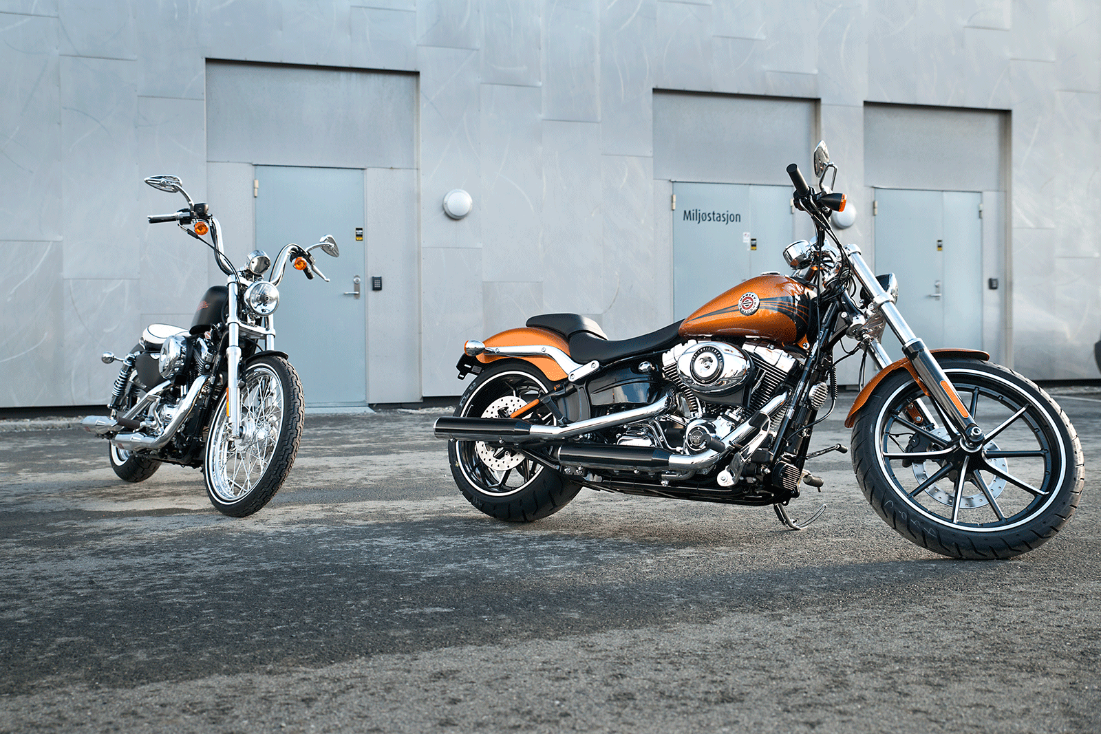 Ikon // Harley-Davidson