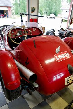 Norskbygget racerbil: GB1