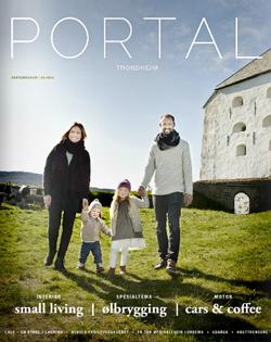 Portal Trondheim # 3
