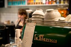 Kaféliv // Kaffebrenneriet