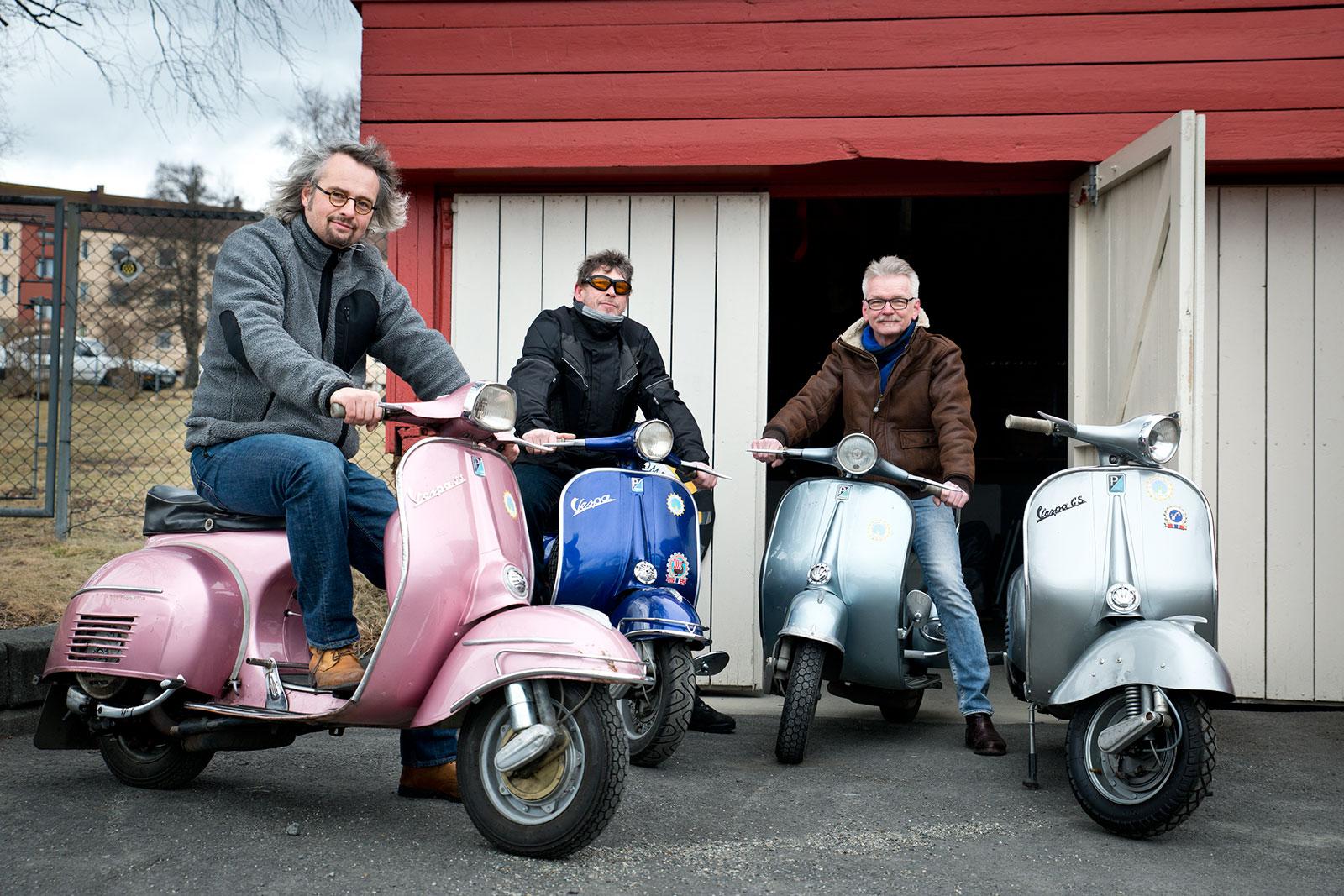 Trondheim og omegn Scooterklubb