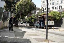 San Francisco // Trikk til Chinatown