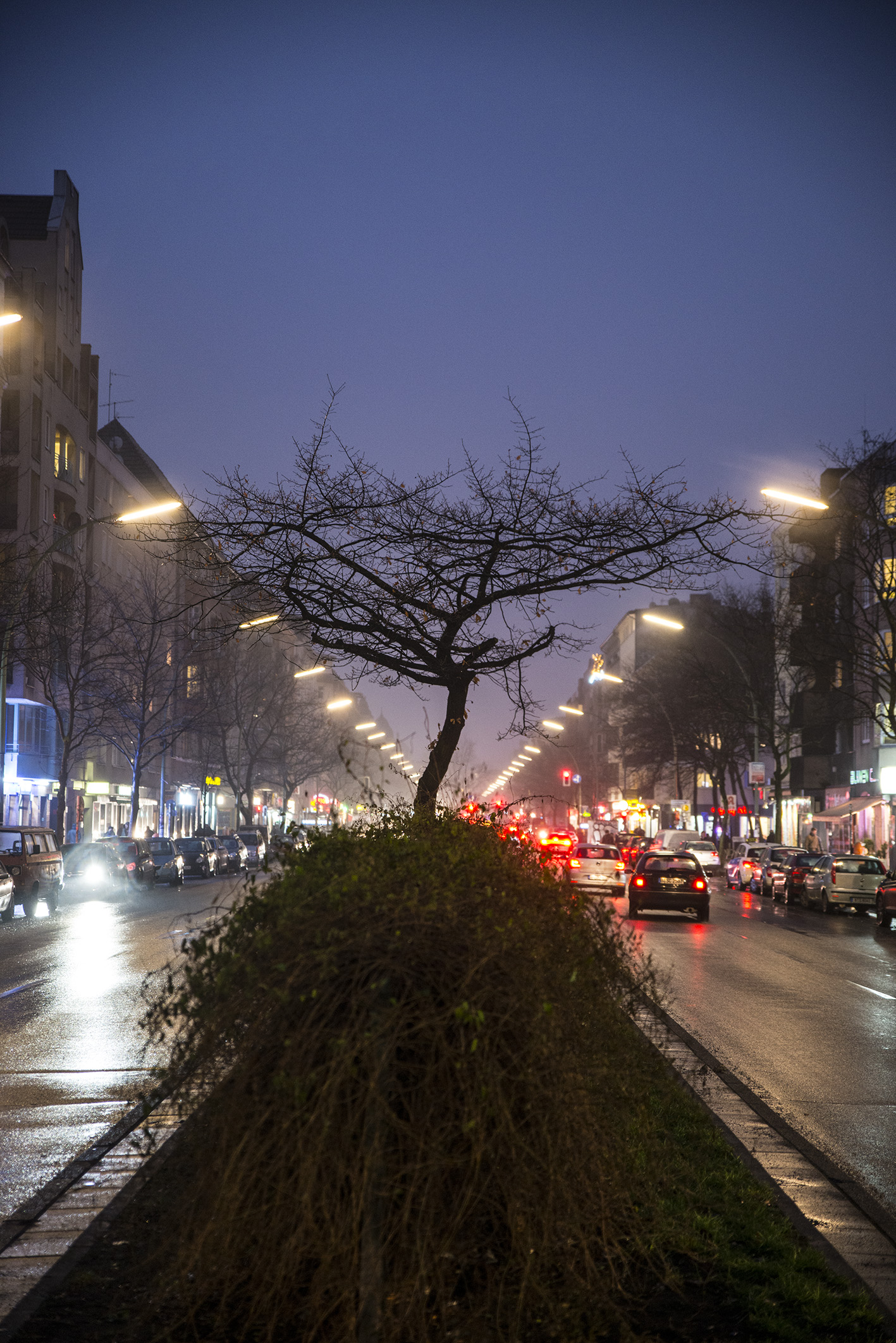 Berlin // Kottbusser Strasse