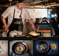 POP-UP CHEF Norge