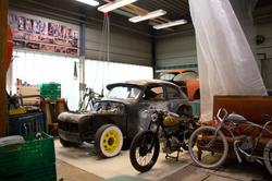 The Garage at Svartlamon