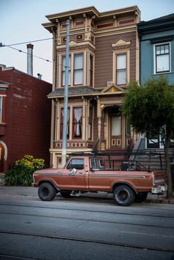 San Francisco // Pick-up