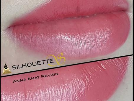 Perfecte Lippen,neue Technik