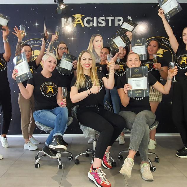 Basisausbildung MAGISTRA Academy