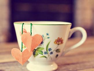 Quer um bom motivo pra beber um chá?