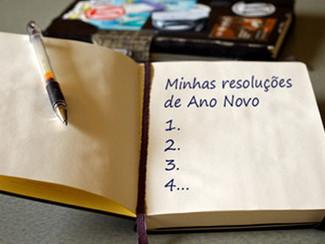Qual vai ser a sua resolução de Ano Novo?