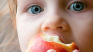 Vamos comer maçã?