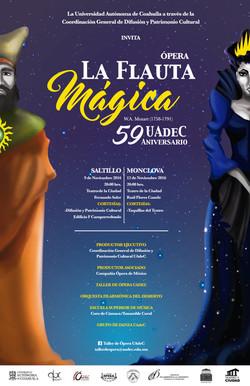 "Ópera ""La Flauta Mágica"""