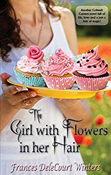 The Girl with Flowers in her Hair (Cobweb Corners)