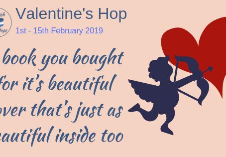 Bookish Blog Hops: Valentines Hop