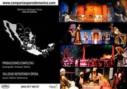 Compañía Ópera de México