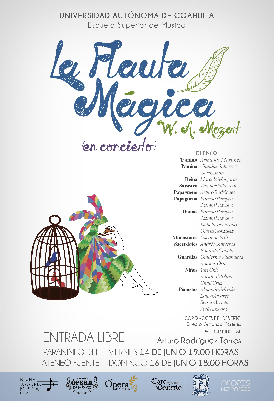 """""""La Flauta Mágica"""""""