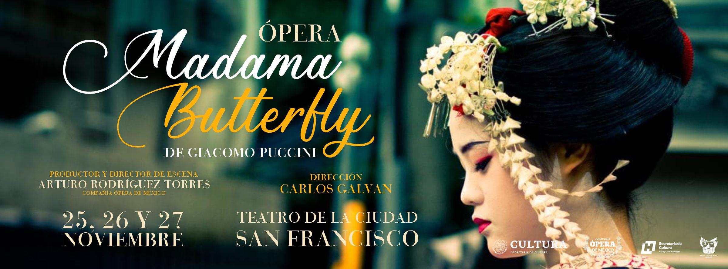 """Madama Butterfly"""