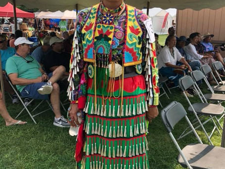Annual Pow-Wow at Bay View Association (Northern Michigan)