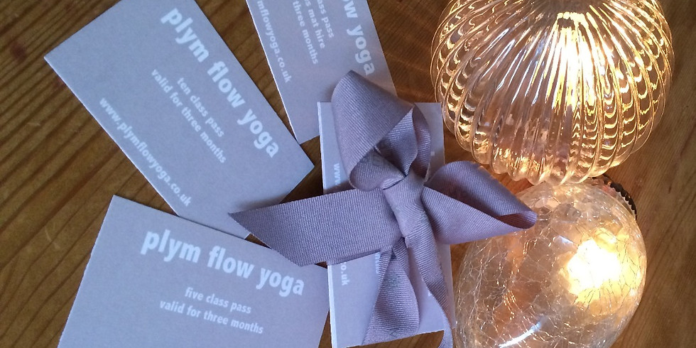 Plym Flow Yoga Passes