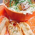 Fettuccini Sun Dried Tomato Alfredo