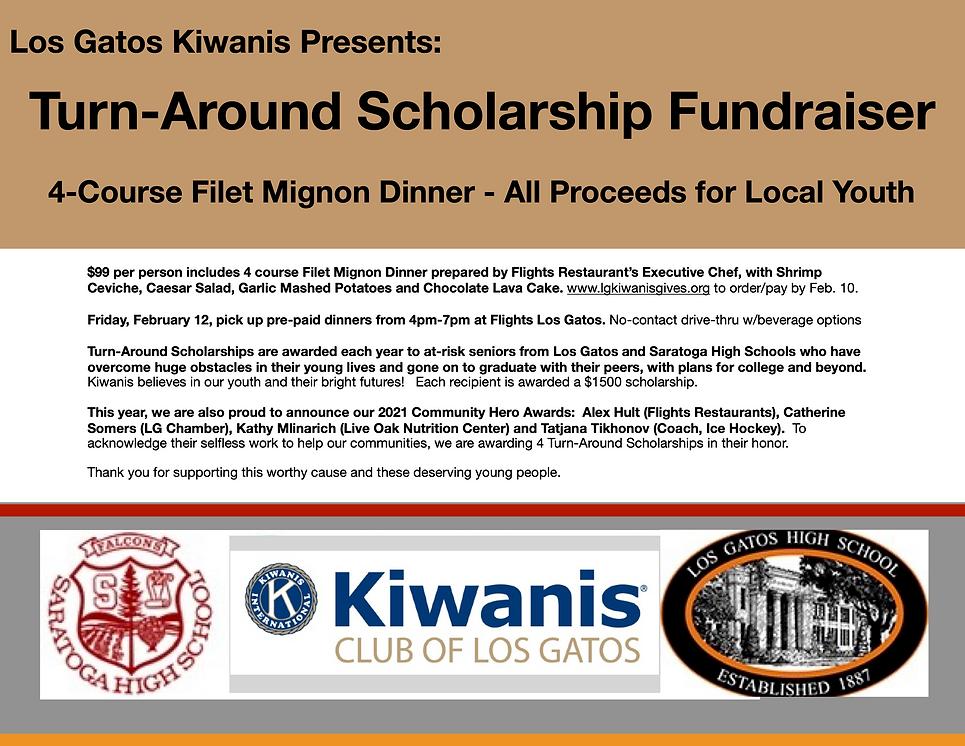 KCLG TAS fundraiser dinner brown 2021 .p