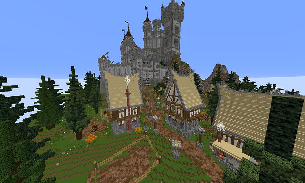 Medieval Empire Village